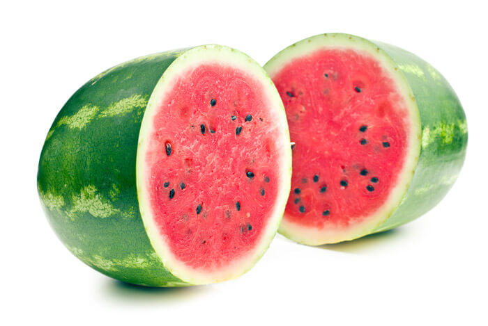 inside watermelon