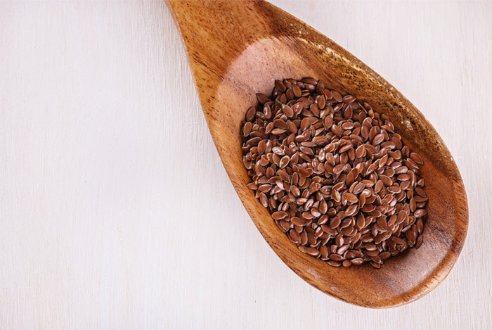 what is in flaxseed