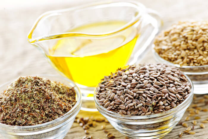 types of flaxseed