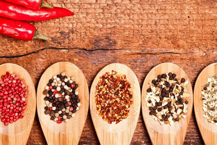how to add spices