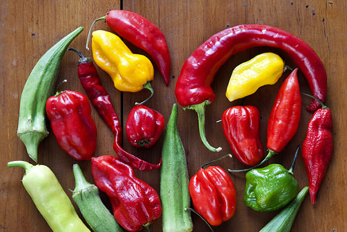 Spicy Foods Reduce Cardiovascular Disease