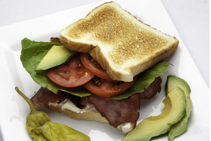 BLT + Avocado = Delicious