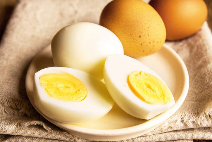 Deviled Eggs + Guacamole