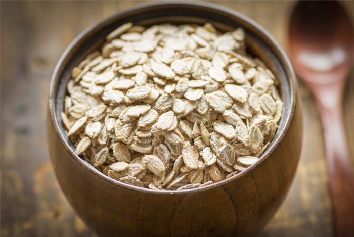 how to make quick oats from rolled oats
