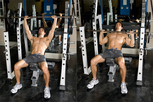 best upper chest routine