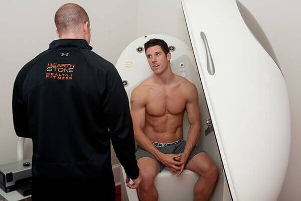 body fat percentage test bod pod