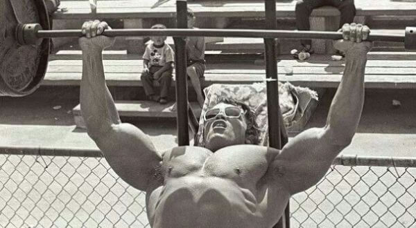 how to incline bench press