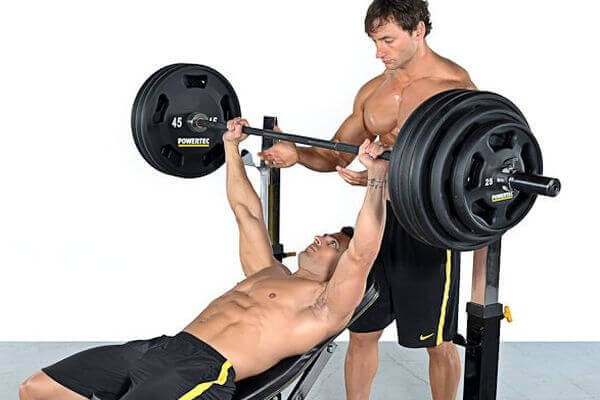 incline bench safely