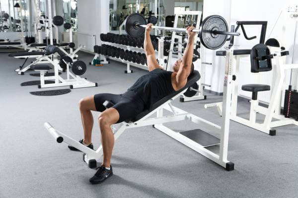proper incline bench press