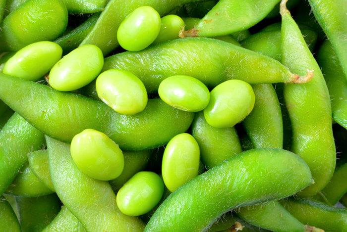 nutrients in soy