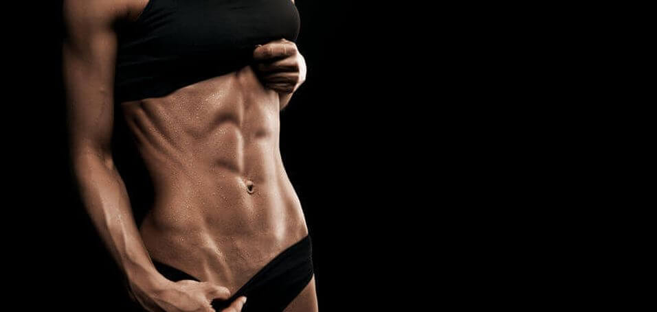 how to get cut abs