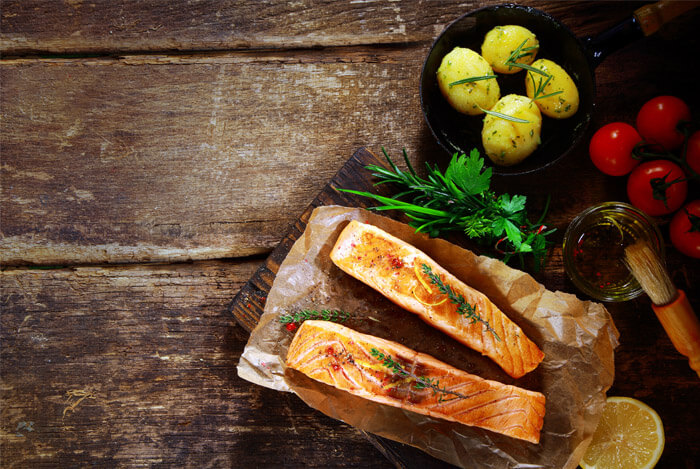 Healthy fish recipes legion athletics facebook pinterest twitter email forumfinder Gallery