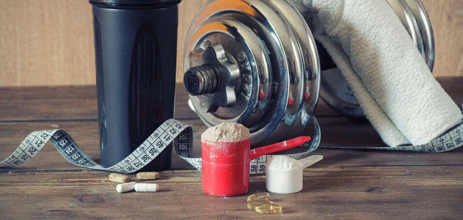 muscle growth supplements