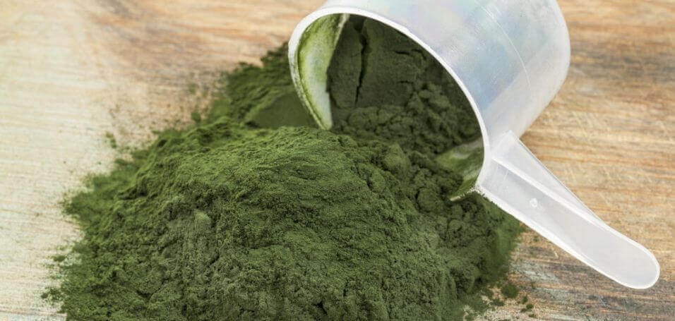 Effective Dosage of Spirulina