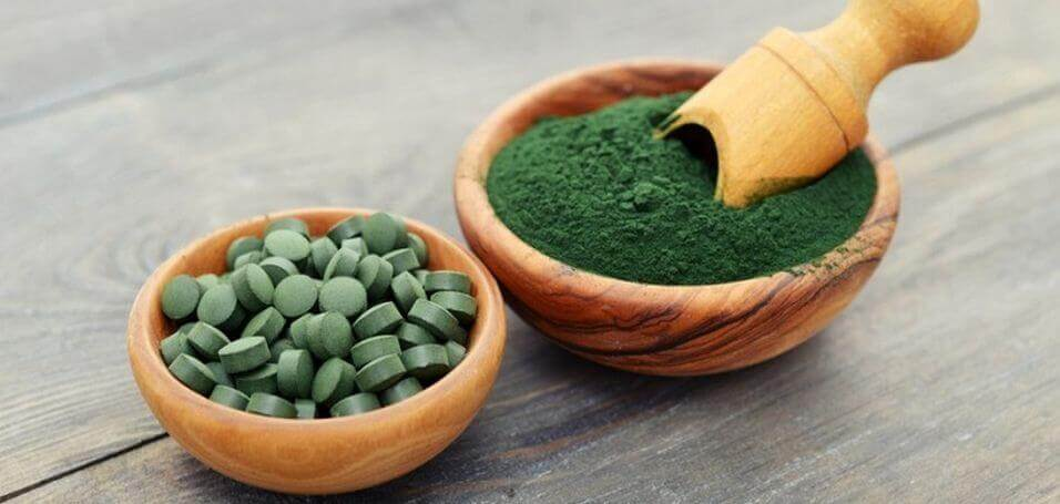 health benefits spirulina