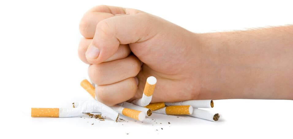 stop smoking loose skin