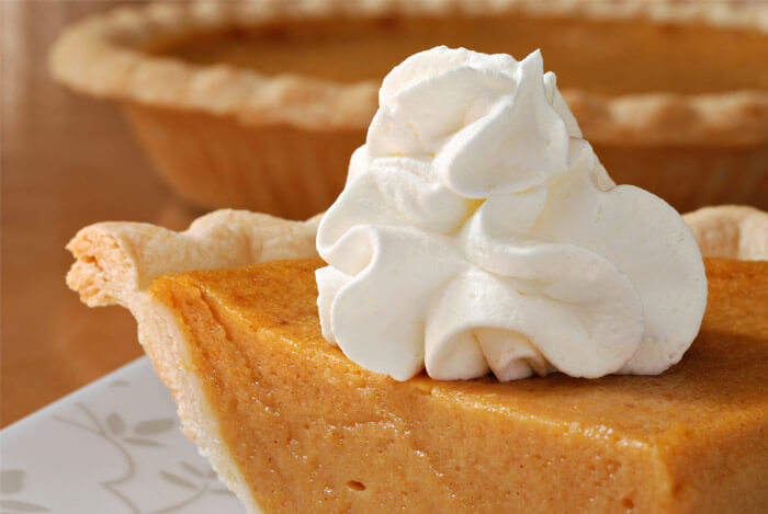 Spicy Sweet Potato Pie