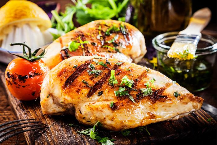 benefits of chicken