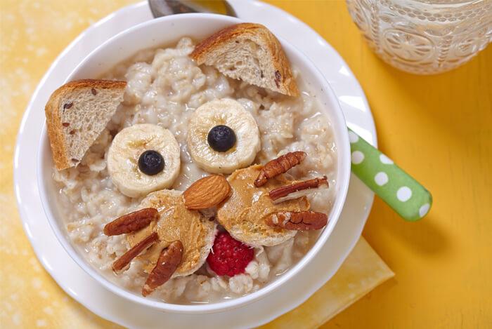 add to oatmeal