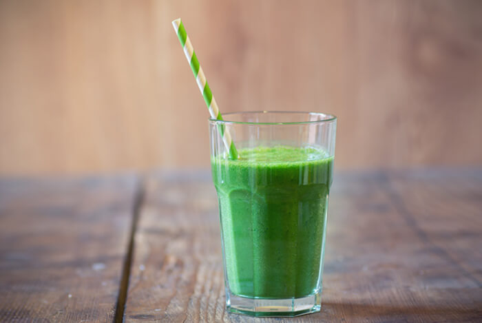 Protein-Rich Green Smoothie