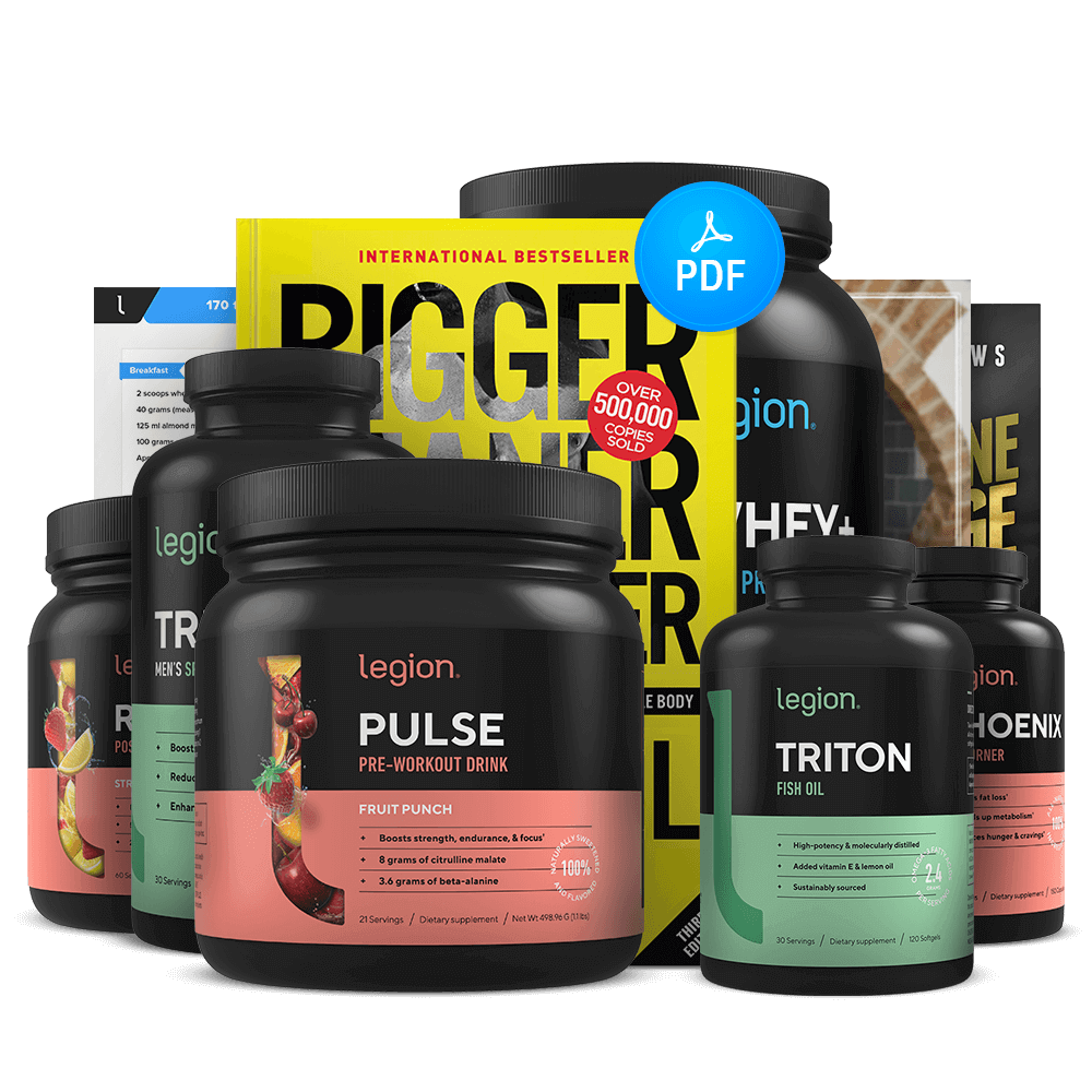 Supplements to help get ripped