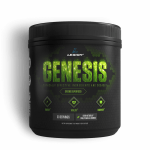 best greens supplement genesis