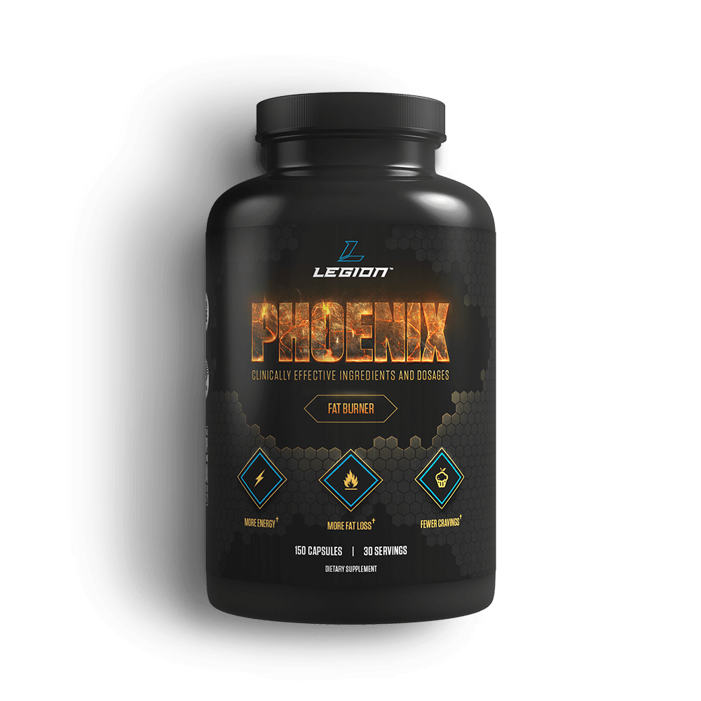 legion phoenix supplements & fat burner weight loss pills