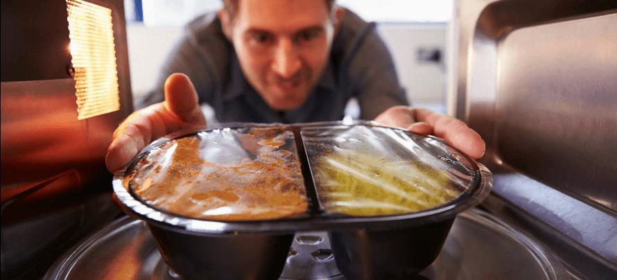 is microwaving food unhealthy