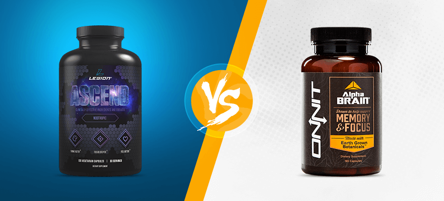Legion Ascend Vs Alpha Brain Which Nootropic Is Better