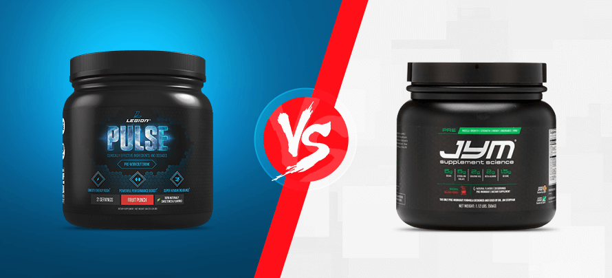 Legion pulse vs pre jym which pre workout is better for Jym fish oil