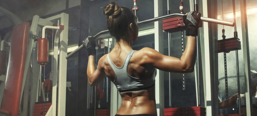 The 8 Best Exercises For Building Bigger Stronger Lats As Fast As