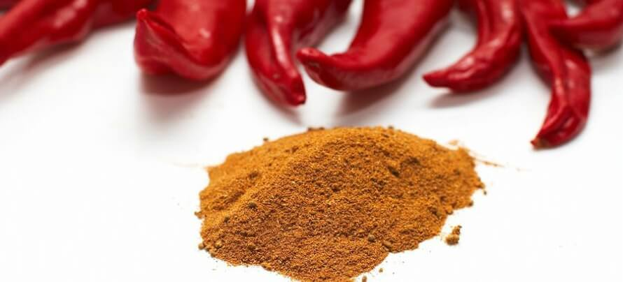 natural appetite suppressant capsaicin