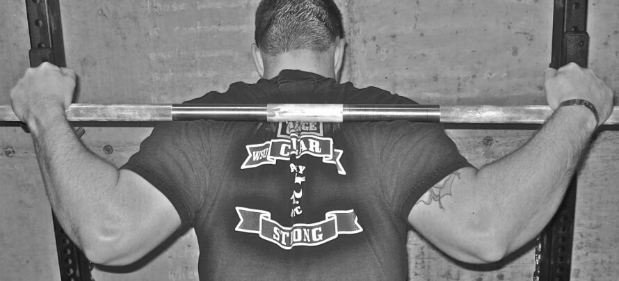 how to squat low bar