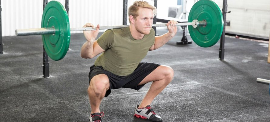 squat more frequently