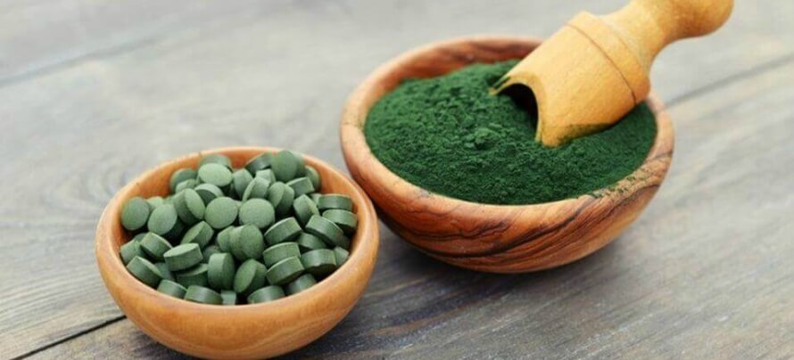immune boosting supplement spirulina