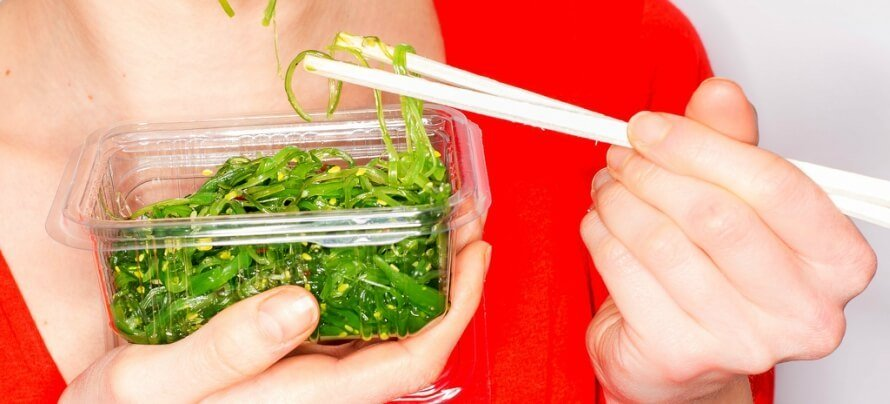 benefits of seaweed salad