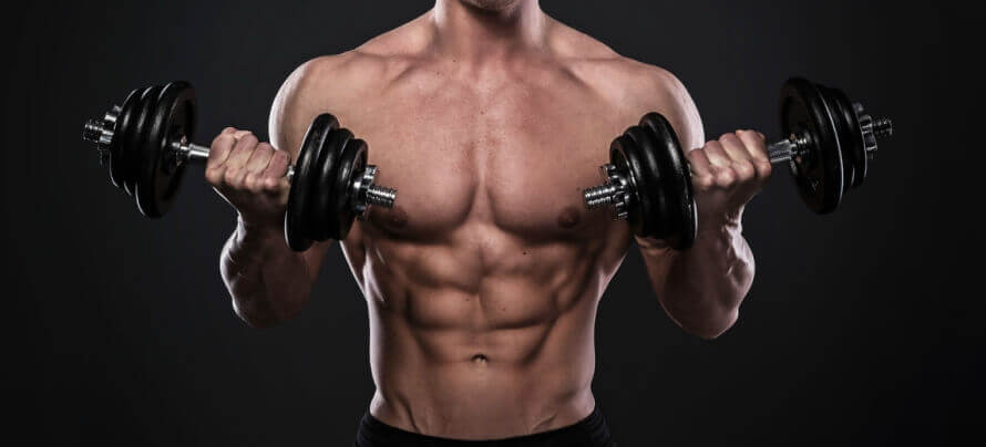 how much muscle can you build naturally
