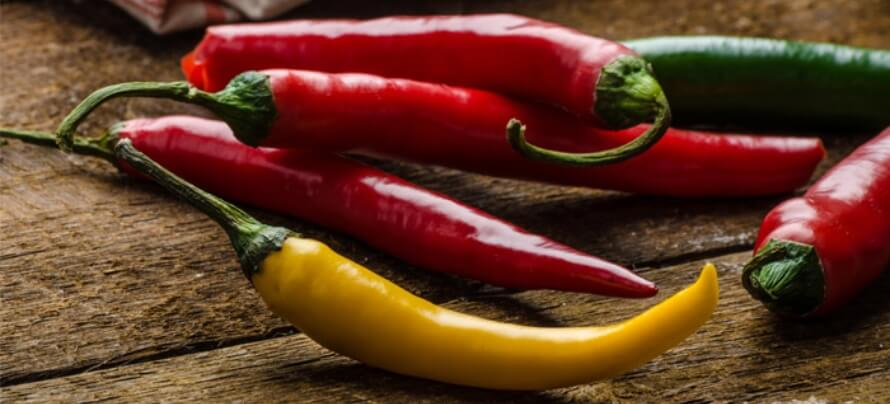 chilies superfood