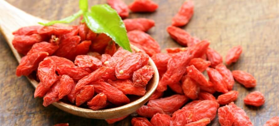goji-berries superfood