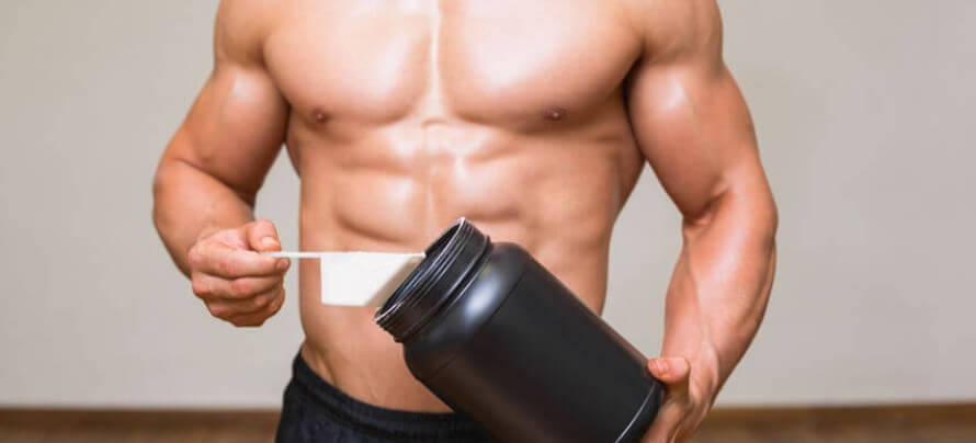 best protein powder for weight gain