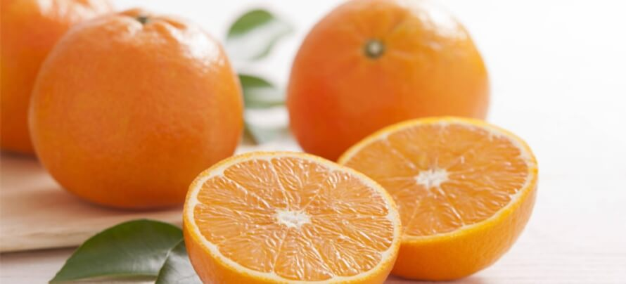 oranges superfood