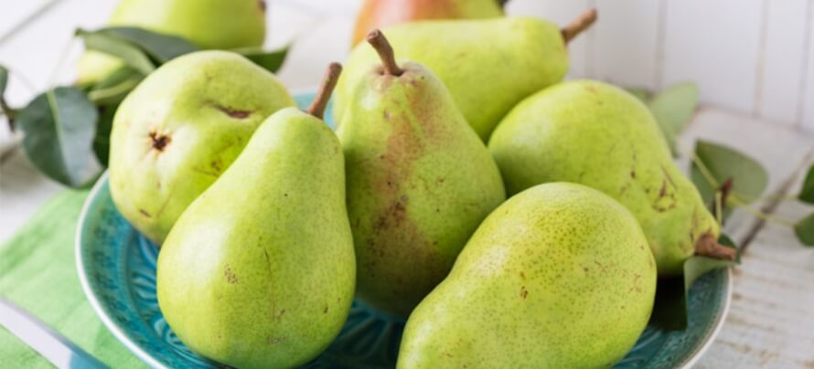 pears superfood