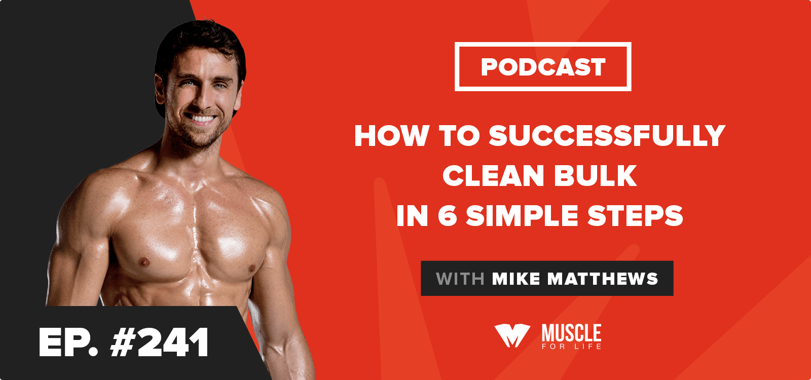 How to Successfully Clean Bulk In 6 Simple Steps - Legion Athletics