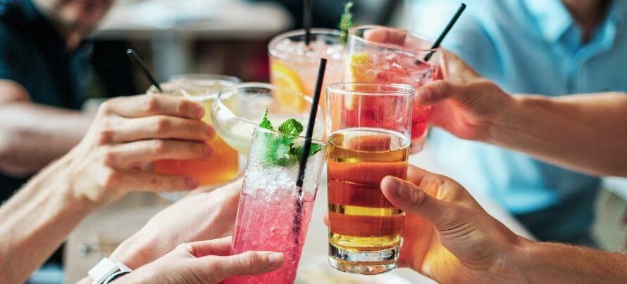 calories in alcohol per gram