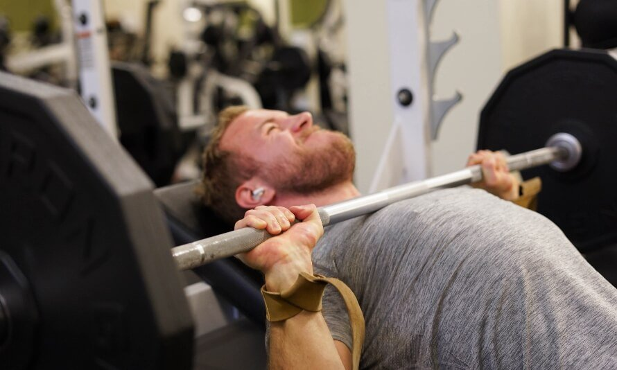 incline bench press angle
