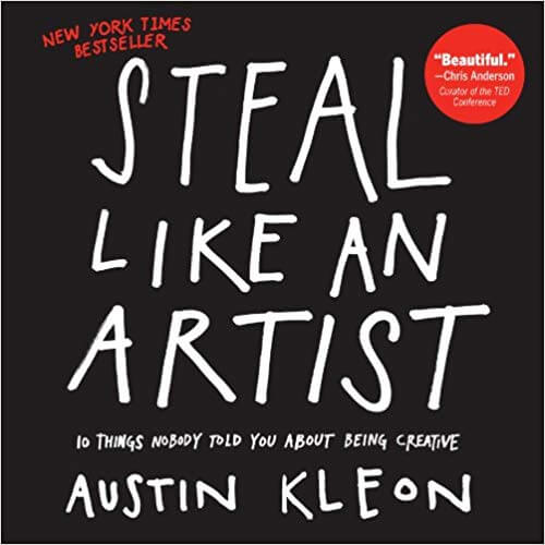 steal like an artist featured