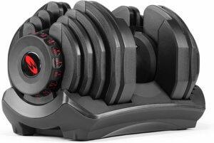 Adjustable weights for Bowflex SelectTech