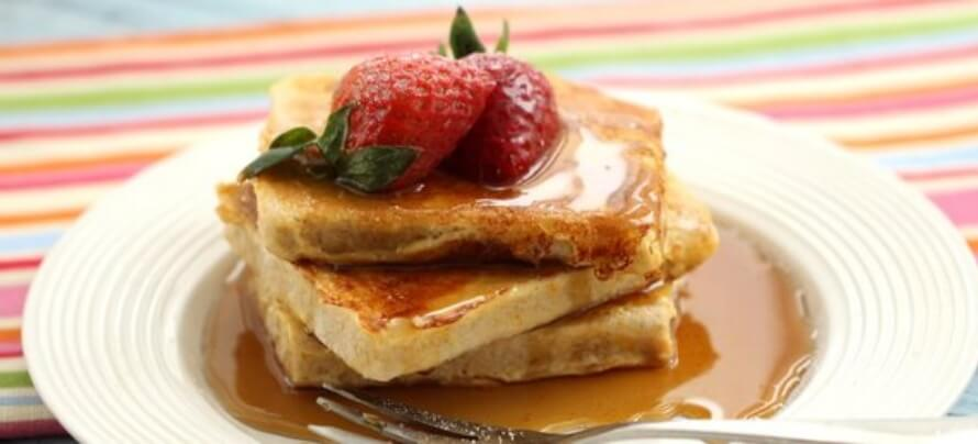 Healthy Protein French Toast