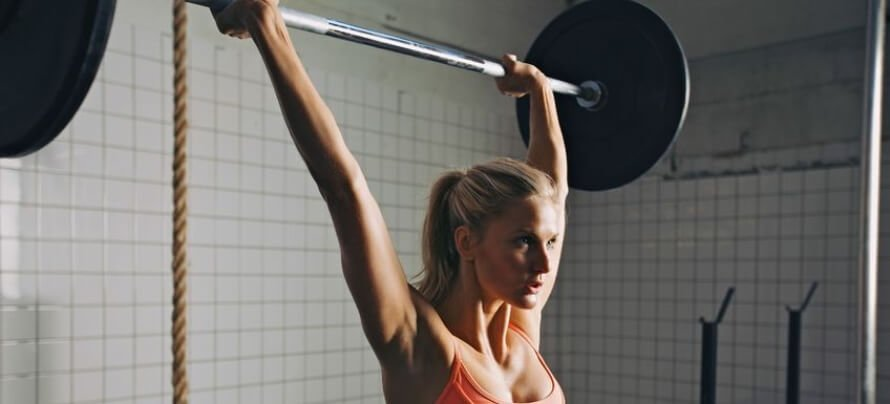 workout splits for women