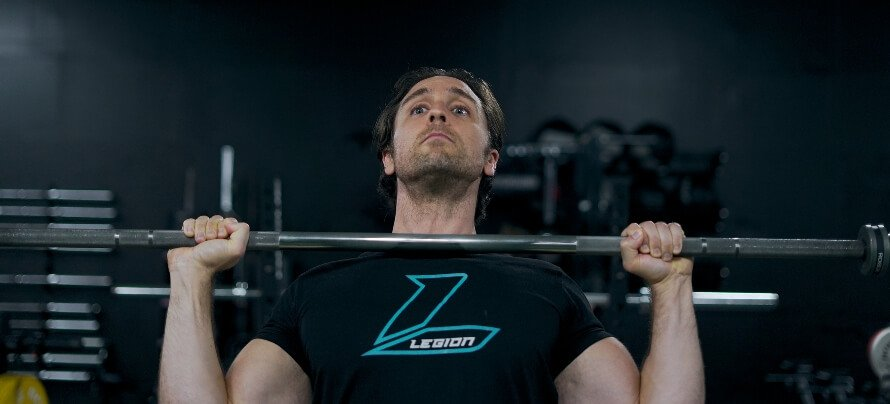 how to overhead press
